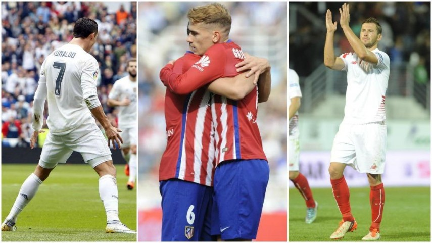 Jornada vital para Real Madrid, Atlético y Sevilla en la Champions