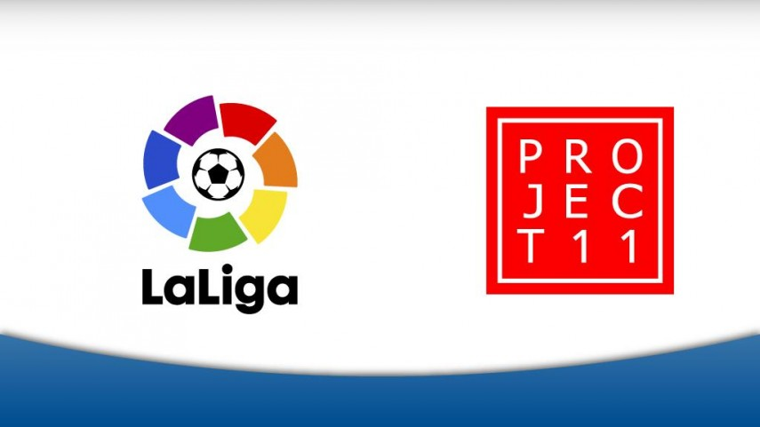 LaLiga partners with Project 11 to offer regional perimeter advertising and partnership opportunities in MENA