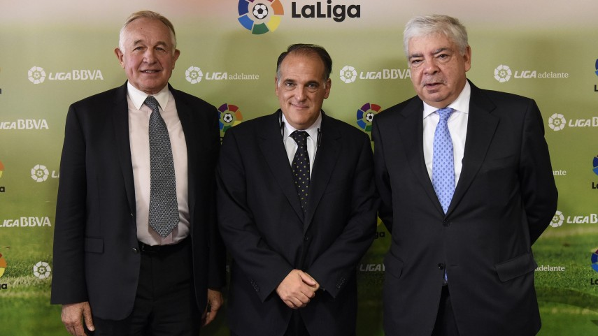 El modelo de negocio de LaLiga despierta el interés de la prensa internacional