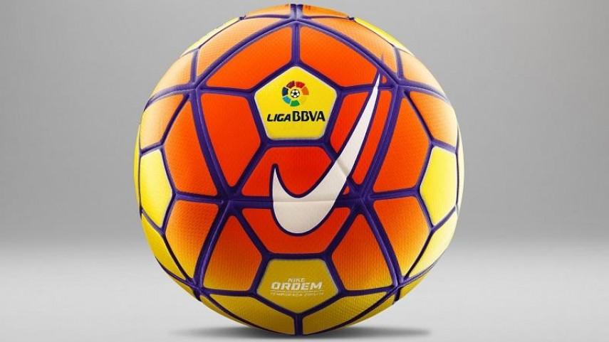 El balón Nike Ordem 3 Hi-Vis se estrena este invierno en LaLiga