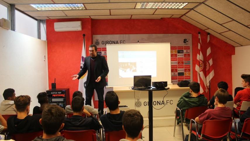 Girona, Getafe, Málaga y Zaragoza reciben los Talleres de integridad de LaLiga