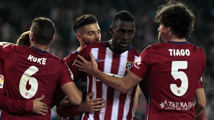 Jackson y Carrasco comandan el triunfo del Atlético