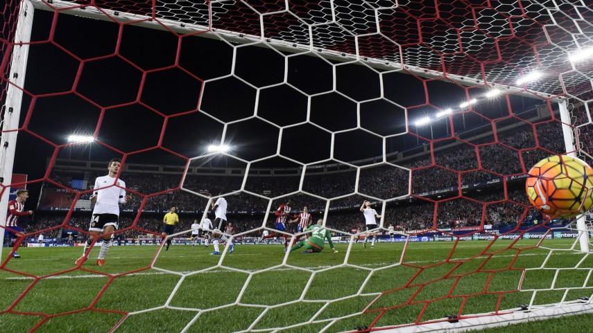 Málaga, Atlético y Villarreal exprimen sus goles