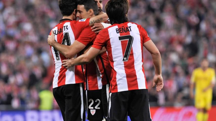 El Athletic impone su ley en San Mamés