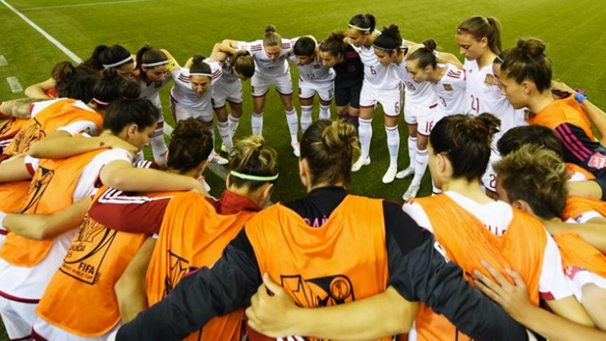 España da el primer paso hacia la Euro 2017 femenina