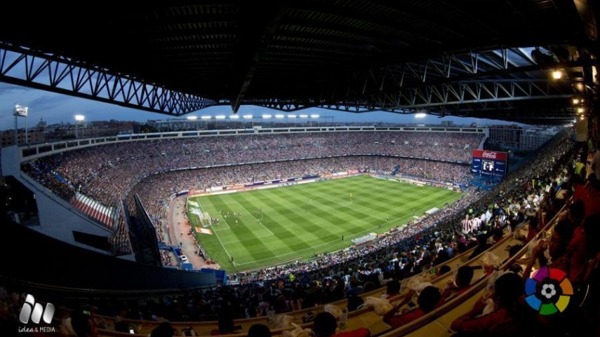 Directorio de estadios de la Liga BBVA