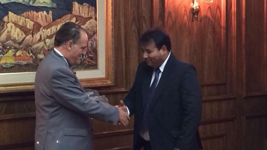 Bolivia se vuelca con LaLiga