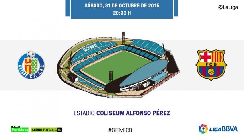 El Barcelona quiere asaltar el Coliseum