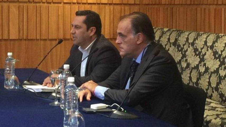 LaLiga apoya al fútbol profesional de Ecuador