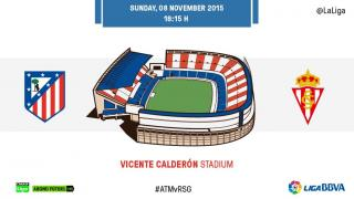 Real Sporting visits the Calderon in a feast day