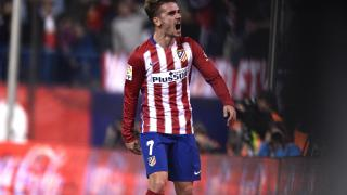 Griezmann keeps the three points at the Calderon