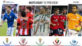 An exciting Madrid derby kicks off Matchday 13 in Liga Adelante