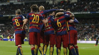 A magic FC Barcelona conquers Santiago Bernabeu