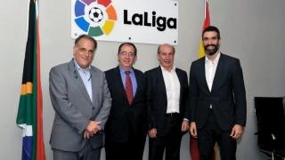 LaLiga inaugura su oficina de Johannesburgo