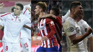 Champions' decisive matchday for Sevilla, Atlético and Real Madrid