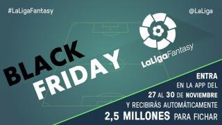 LaLiga Fantasy premiará a los mánager por el Black Friday