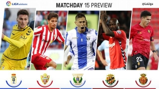 The battle for the playoffs adds excitement to Liga Adelante Matchday 15