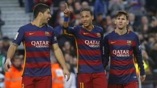 Neymar, Suarez and Messi destabilise the balance once again
