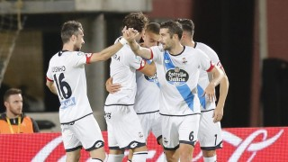 Deportivo continues climbing up