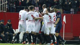 Escudero deja los tres puntos en Sevilla