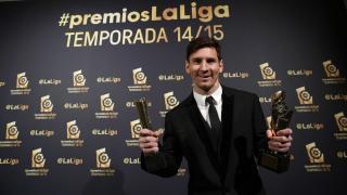 Premios #LaLiga: Todos los galardonados en Liga BBVA, a un clic