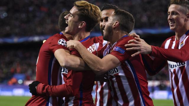 Atlético y Real Madrid vencen y el Sevilla dice adiós a la Champions
