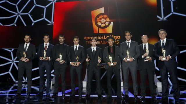 Gala de los #PremiosLaLiga: La confirmación de un éxito rotundo