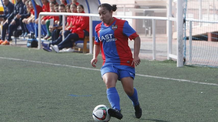 Charlyn Corral, goles desde Ecatepec