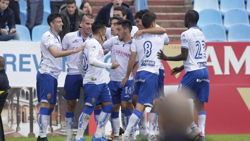 La regularidad espolea al Real Zaragoza