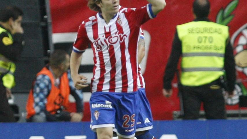 Halilović marca la diferencia para el Sporting