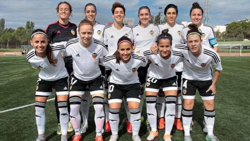 Diez cosas que quizá no sabías del Valencia Féminas CF