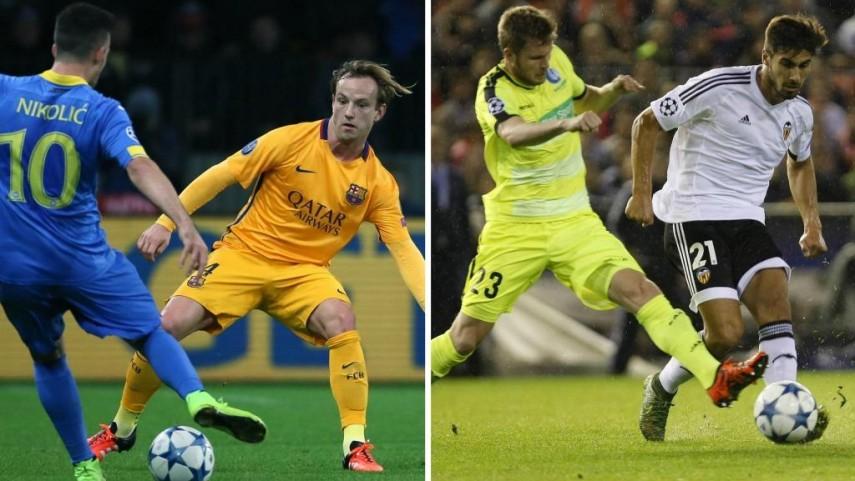 FC Barcelona y Valencia CF quieren encarrilar su pase a octavos de Champions