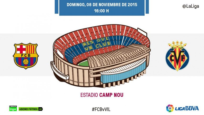 El Villarreal quiere sorprender en el Camp Nou