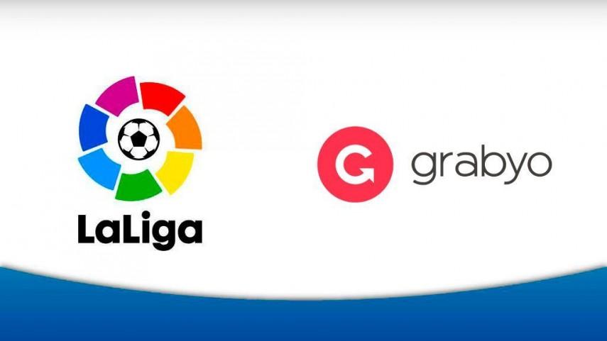 LaLiga y Grabyo se unen para potenciar la expansión global