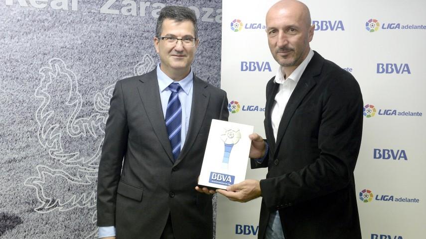 Ranko Popović, mejor técnico de la Liga Adelante en octubre