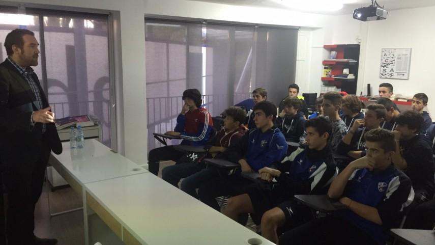 Los talleres de integridad de LaLiga visitan a Huesca, Nàstic y Celta
