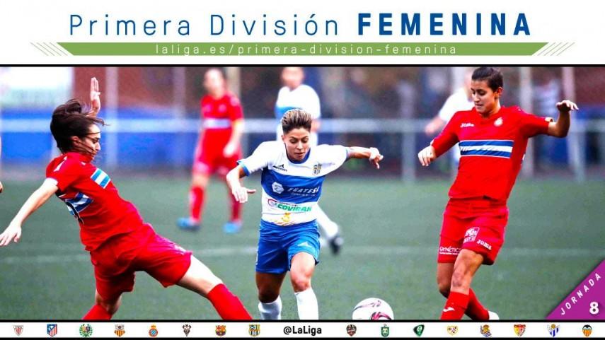 El Atleti Féminas quiere mantener el liderato de la Primera División femenina