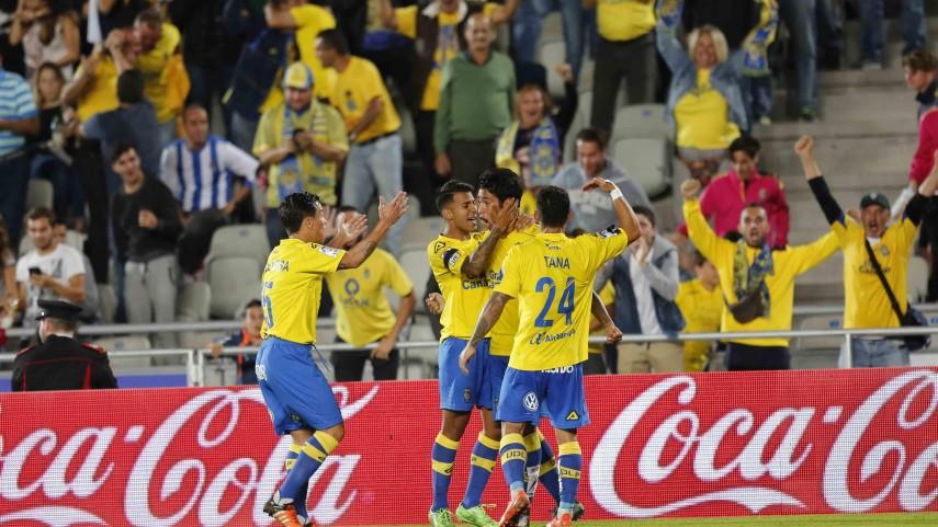 Quique Setién encuentra el camino de la victoria con Las Palmas