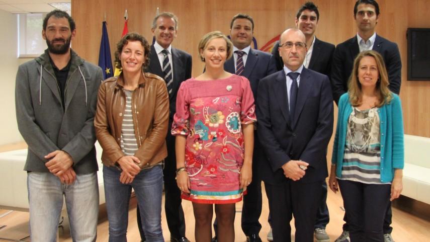 Arranca el curso en gestión deportiva organizado por LaLiga, el CSD y Garrigues