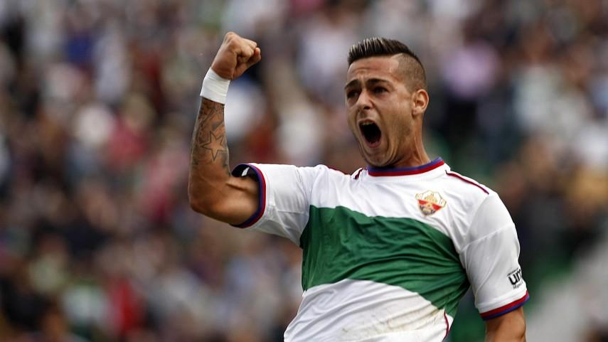 La importancia de Sergio León para el Elche CF