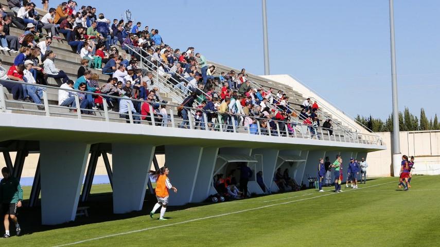 Récord de venta de entradas para ver el FC Twente-FC Barcelona Femení