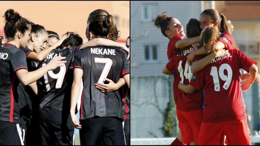 El líder sigue siendo rojiblanco en la Primera División Femenina