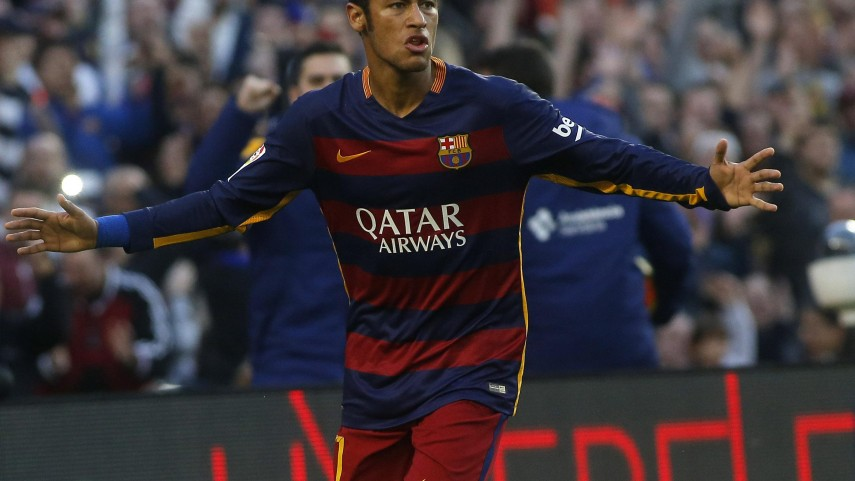 Neymar, rey de LaLiga Fantasy