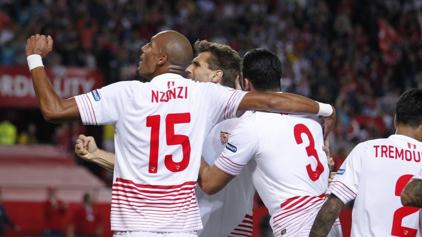 El Sánchez Pizjuán, el mejor aliado del Sevilla FC