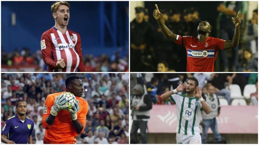 83 jugadores de LaLiga, convocados con sus selecciones absolutas
