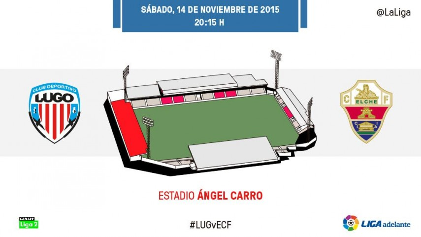 El estado de forma del CD Lugo frente al buen momento de Sergio León