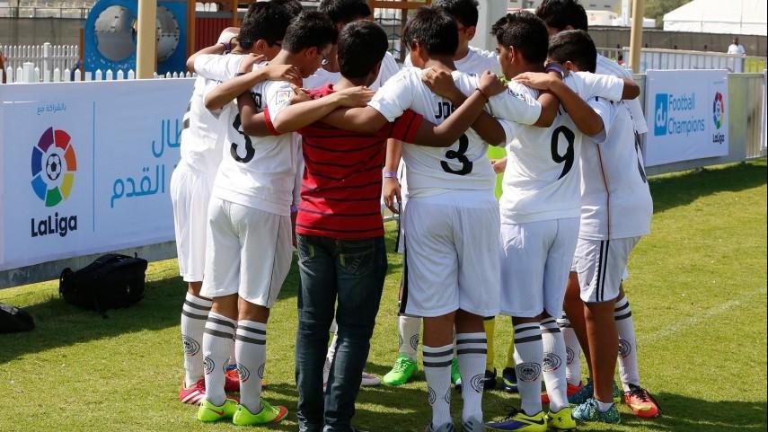 Miles de jóvenes ya disfrutan de los torneos UAE School & Street Cups