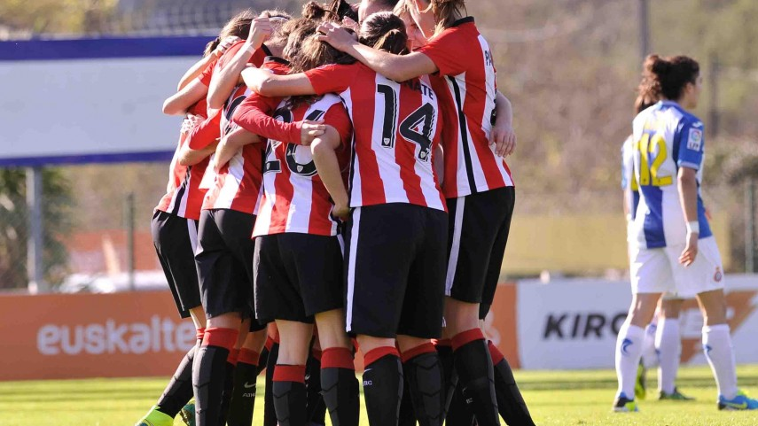 Atleti y Athletic no fallan en la Primera División Femenina