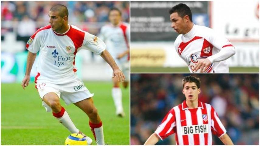 Los futbolistas que han jugado en más equipos de LaLiga