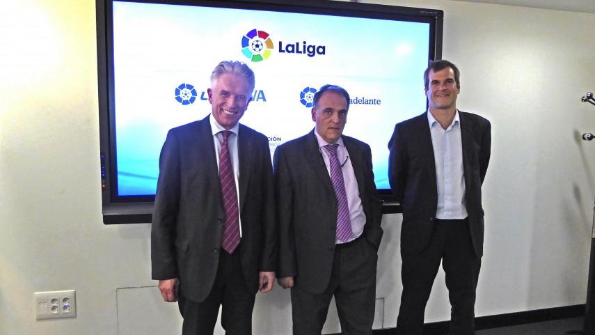 LaLiga afianza su lucha contra la piratería a nivel internacional